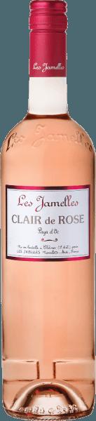 Clair de Rose Pays d'Oc 2019 - Les Jamelles