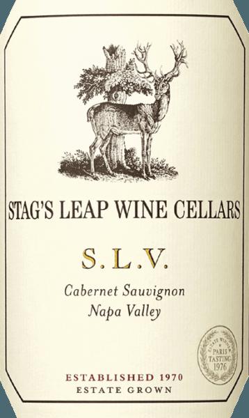S.L.V. Cabernet Sauvignon 2015 - Stag's Leap Wine Cellars von Stag's Leap Wine Cellars