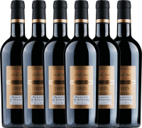 6er Vorteils-Weinpaket - Primitivo di Manduria Riserva DOC 2017 - Conte di Campiano