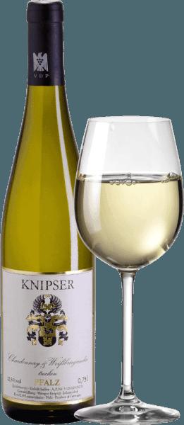 Chardonnay & Weißburgunder 2019 - Knipser von Weingut Knipser
