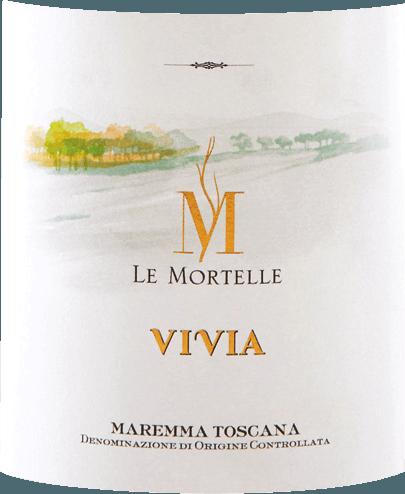 Vivia Maremma Toscana DOC 2018 - Le Mortelle von Le Mortelle (Antinori)