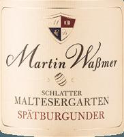 Preview: Schlatter Maltesergarten Spätburgunder 2018 - Martin Waßmer