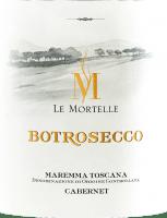 Preview: Botrosecco Maremma Toscana DOC 2017 - Le Mortelle