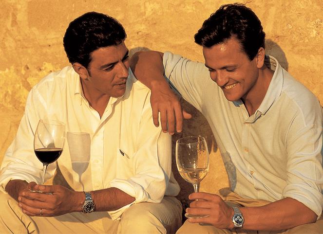 Alberto und Diego Cusumano