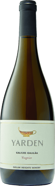 Yarden Viognier 2017 - Golan Heights Winery