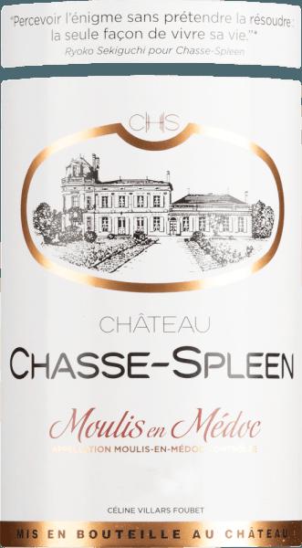 Chasse-Spleen Moulis-en-Médoc AOC 2016 - Château Chasse-Spleen von Château Chasse-Spleen