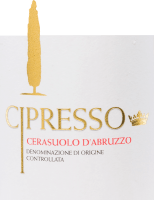 Preview: Cerasuolo d'Abruzzo Rosé DOC - Cipresso