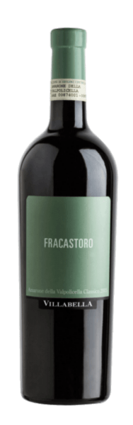 The Amarone Fracastoro DOC by Villabella appears in the glass in a garnet red and flatters the nose with the aromas of pickled cherries, plums and spicy hints. This red wine delights on the palate with its powerful fruit and the perfectly balanced interaction of tannins and alcohol. Vinification of Villabella Amarone Fracastoro This Amarone is vinified from the grape varieties Corvina, Rondinella and Corvinone. Part of this wine has traditionally been aged in Slavonian oak barrels and barrels of barrels. Food recommendation for the Villabella Amarone Fracastoro Enjoy this dry red wine with red meat, game and matured hard cheese.