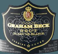 Preview: Cap Classique Blanc de Blancs Brut 2016 - Graham Beck