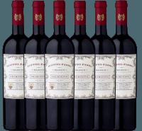6er Vorteils-Weinpaket - Doppio Passo Primitivo Salento 2020 - CVCB