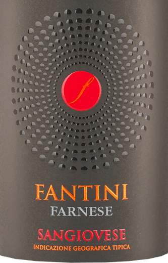 The Fantini Sangiovese from Farnese Vini is a fruity, grape varietal and convincing red wine from the Italian wine region Abruzzo.  In the glass, this wine presents itself in a rich garnet red with cherry-red highlights. The fruity bouquet reveals ripe aromas of cherries, plums, blackberries and raspberries. These notes are accompanied by a fine wood nuance. This balanced red wine impresses with its medium weight body, pleasant tannins and excellent price-performance ratio. Food recommendation for the Farnese Fantini Vini Sangiovese Enjoy this dry red wine from Italy with Italian cuisine, meat or baked fish.