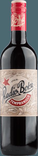 Radio Boka Tempranillo Tinto 2019 - Hammeken Cellars