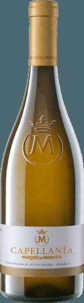 Capellania Blanco DOCa 2015 - Marques de Murrieta