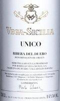 Preview: Unico Ribera del Duero DOCa 2010 - Vega Sicilia