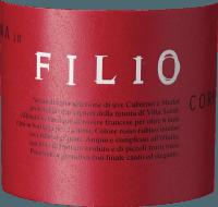 Preview: FILIO Cabernet IGT 2015 - Villa Sandi