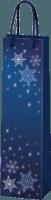 1er Lacktüte blau Stille Nacht