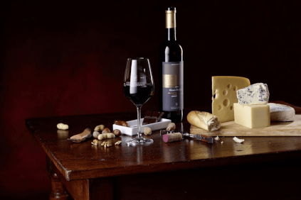 Wine and cheese - an unbeatable combination