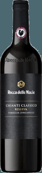 Famiglia Zingarelli Chianti Classico Riserva DOCG 2017 - Rocca delle Macìe