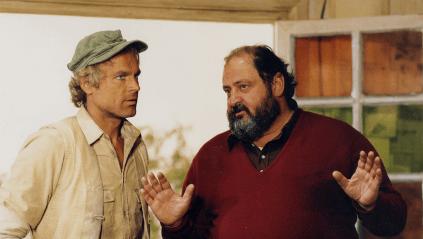 Italo Zingarelli mit Terence Hill