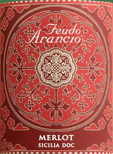 Merlot Sicilia DOC 2018 - Feudo Arancio von Feudo Arancio