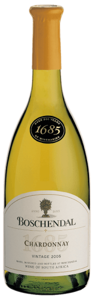 The 1685 Chardonnay by Boschendal impresses with a wonderful refreshing bouquet of limes, cinnamon and nutmeg, which combines wonderfully with the spicy citrus fruit and the ripe tropical fruits on the palate. Due to its short maturity in oak barriques, it retains a buttery, soft and balanced character as well as the complexity and roundness.We recommend it with fish, seafood or poultry (in creamy sauces) and soft cheeses.