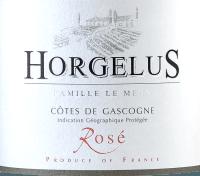 Preview: Horgelus Rosé Côtes de Gascogne IGP 2020 - Domaine Horgelus