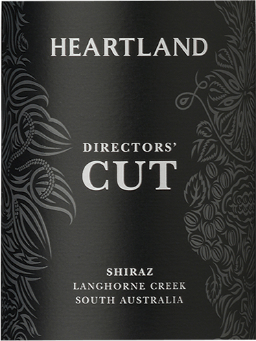 Heartland Wines Heartland Director's Cut Shiraz's enormous deep dark purple colour already indicates the concentration of its aromas and flavours. Dark cherries, blueberries and blackberries dominate the nose, refined by undertones of dark liquorice and pepper. A delicate, dense and diverse fragrance profile is emerging. The palate of Heartland Director's Cut Langhorne Creek Shiraz is dominated by a velvety soft character and a taste reminiscent of berry compote enriched with cedar and chocolate and a fleeting hint of spices such as clove and black cumin. This Shiraz is famous for its balance, attitude and density. Food recommendation for the Director's Cut Shiraz from Heartland Wines We recommend the Director's Cut Shiraz with strong ragouts, grilled and fried meat (beef, game) and cheese. The varietal Shiraz is the flagship of the winery. As with movies, the Director's Cut is considered the final version without compromise. Awards for Director's Cut Shiraz James Halliday: 91 points for 2016