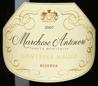 Preview: Marchese Antinori Contessa Maggi Riseva Franciacorta DOCG 2007 - Tenuta Montenisa