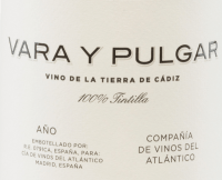 Preview: Vara y Pulgar Tintilla 2014 - Compañía de Vinos del Atlántico