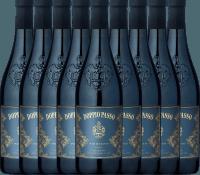 9er Vorteils-Weinpaket - Doppio Passo Primitivo 2020 - Carlo Botter