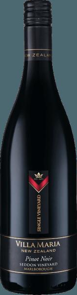 Pinot Noir Seddon Single Vineyard 2018 - Villa Maria