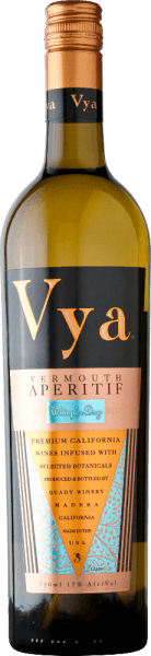 Vya Vermouth whisper dry by Quady Winery is a wormwood from California that presents itself in a wonderful amber color.  The nose and palate can be pampered by expressive aromas of orange, nuts and bourbon vanilla. The body is wonderfully soft as well as light and is only carried by very subtle herbal notes (whisper dry).  Serving recommendation for the Quady Vya Vermouth whisper dry If you are looking for a soft aperitif, the Quady Vya Vermouth whisper dry is the right choice. As a martini drink with vodka or gin simply unforgettable.  Awards for Vermouth whisper dry Vya San Francisco International Wine Competition: Best Vermouth & Double Gold