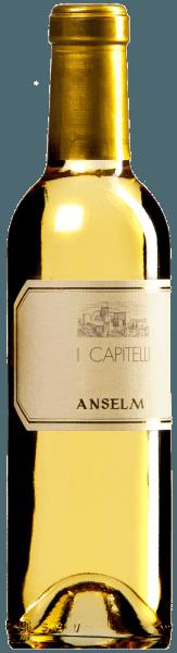 I Capitelli Bianco Passito Veneto IGT 0,375 l 2016 - Anselmi