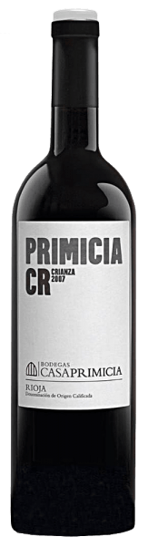 The Crianza DOCa Rioja Alavesa by Bodegas Casa Primicia is presented in ruby red with brick red reflections. The compact and beautiful fruit aroma of cassis, blackberry, cherry and plum is complemented by leathery nuances as well as vanilla, mocha, roasted aromas and some cigar. On the palate, the Crianza of Casa Primicia is fresh, intense, juicy and opulent with lush fruits and woody notes. Balanced, penetrating tannins and a pleasant acidity make it look elegant and delicate. Food recommendation for Casa Primicia Crianza We recommend this Spanish red wine with fruity pasta, paella, seafood roasted on the skin, grilled and roasted lamb, rabbits or game and ripe cheeses.