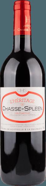 L'Heritage de Chasse-Spleen Haut-Médoc AOC 2016 - Château Chasse-Spleen