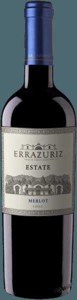 Errazuriz Estate Merlot Curico Valley 2019 - Viña Errazuriz