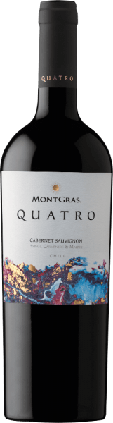 MontGras Quatro 2019 - Viña Montgras