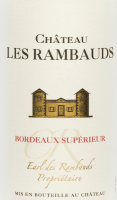 Preview: Château Les Rambauds Bordeaux Supérieur AOC - Yvon Mau
