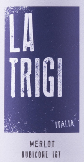 The Merlot del Veneto IGT by La Trigi reveals itself in the glass in a strong ruby red, while its fruity-spicy bouquet unfolds. This red wine is a Mediterranean temptation on the palate and delights in the finale with its spicy and fruity notes. Food recommendation for La Trigi Merlot Rubicone Enjoy this dry red wine with pasta, grilled meat and hard cheese.