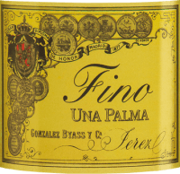 Preview: Una Palma Fino 0,5 l - Gonzalez Byass