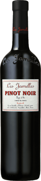Pinot Noir Pays d'Oc 2019 - Les Jamelles