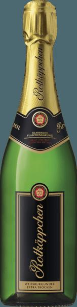 Weißburgunder Sekt Flaschengärung - Rotkäppchen