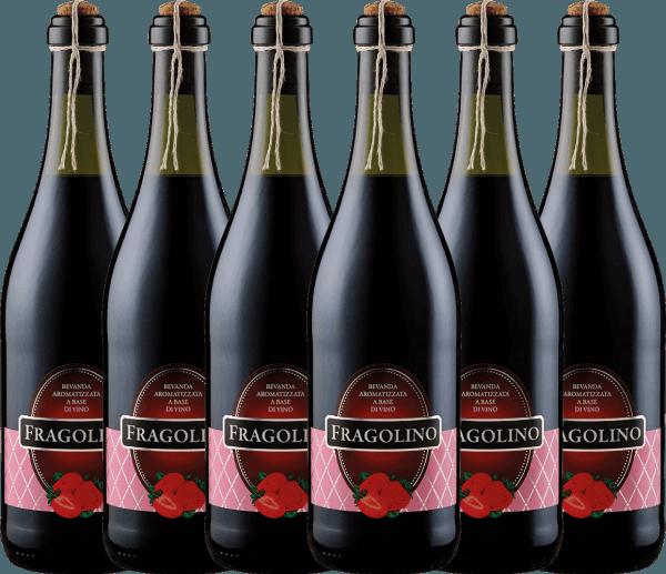 6er Vorteilspaket - Fragolino Rosso - Masseria la Volpe