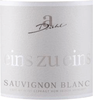 The Sauvignon Blanc from one to one by A. Diehl can be regarded as the example of typical German Sauvignon Blanc. In the glass you can see a fine platinum gold color and also the bouquet delights: fresh grass and gooseberry pure. This Palatinate white wine pampers with an enchanting fruit, composed of citrus aromas, some bergamot, ripe mango and opulent melon, complemented by some blackcurrant. On the palate, the one-to-one Sauvignon Blanc by A. Dieht is fantastically fresh and extremely expressive. Excellent minerality combined with a compact structure characterise the finish. This white wine combines the powerful nature of well-matured grapes with the green-fruity freshness, which has given the New Zealand wines of this grape variety an enormous popularity. Vinification of the One to One Sauvignon Blanc by A. Diehl This Sauvignon Blanc is grown on a varietal basis and vinified exclusively in the stainless steel tank to maximise the grape variety style. After a short maturation phase in the stainless steel tank, the one-to-one Sauvignon Blanc is freshly and crisply bottled Food recommendation for Sauvignon Blanc one to one by A. Diehl We recommend this white wine from the Palatinate with light meat, raw food, asparagus with vinaigrette and vegetable lasagna. Awards for A. Diehl Eins zu Eins Sauvignon Blanc Mundus Vini: Gold for 2016