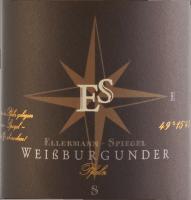 Preview: Weißburgunder Goldkapsel trocken 2020 - Ellermann-Spiegel
