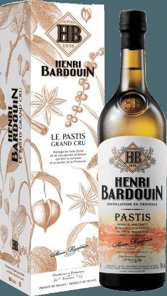 Henri Bardouin Pastis in GP - Distilleries et Domaines de Provence von Distilleries et Domaines de Provence