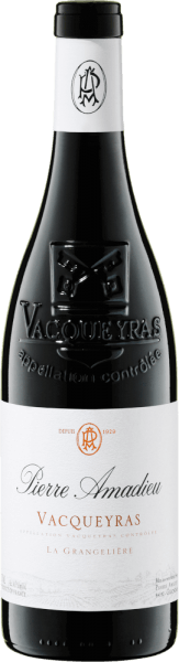 La Grangelière Vacqueyras AOC 2018 - Pierre Amadieu