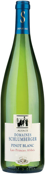 Pinot Blanc Alsace 2019 - Domaines Schlumberger