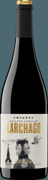 Fábulas de Larchago Críanza Rioja DOCa 2018 - Familia Chávarri