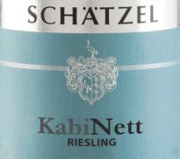 Preview: Nierstein Riesling Kabinett 2019 - Weingut Schätzel